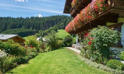 Sommerurlaub in der Pension Sonnhof in Filzmoos